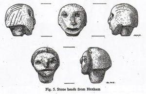 The Hexham Heads