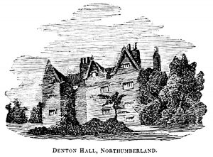 Denton Hall, 1841