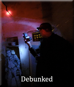 The Jedburgh Castle Jail Project - debunked elements