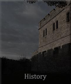 Jedburgh Castle Jail: History