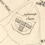 Extract of Wood's map of 1823