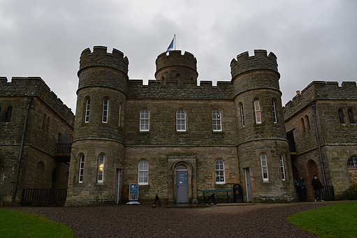 Jedburgh Castle Jail Museum